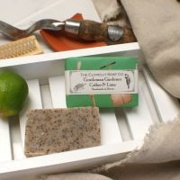 Coffee and Lime Hardworking Hands Exfoliating Gardeners Soap