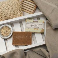 Honey and Oat Handmade Soap