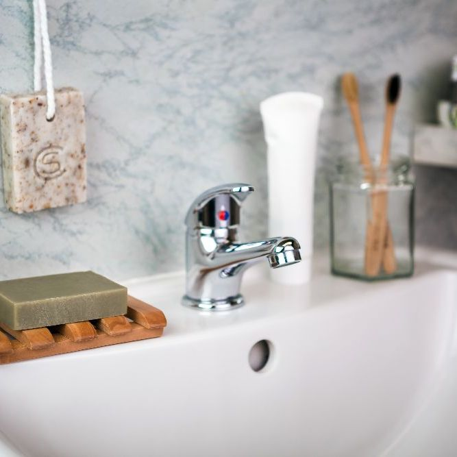 Soap and Bathroom Accessories