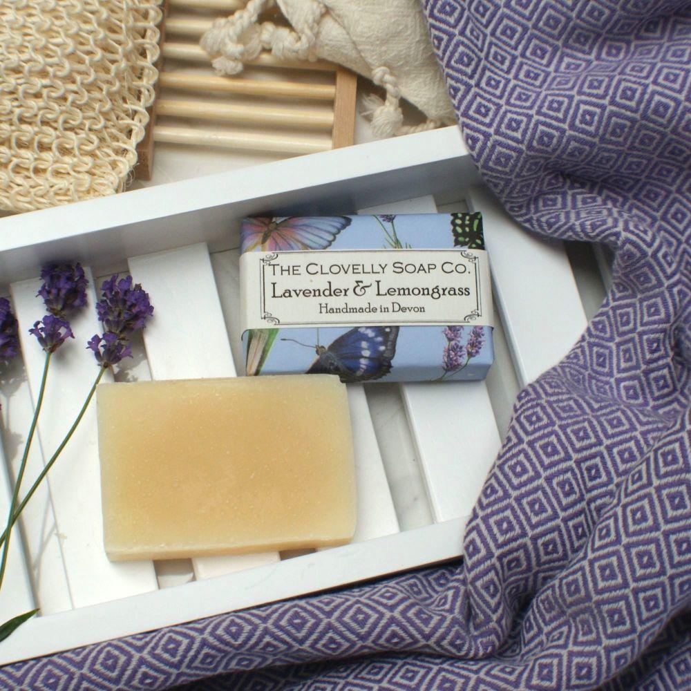 Lavender & Lemongrass Soap