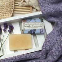 Lavender and Lemongrass Soap