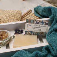 Lavender, Frankincense & Patchouli Soap