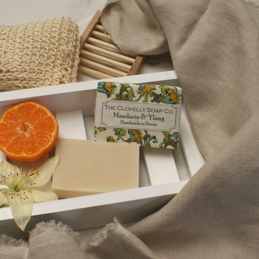 Mandarin & Ylang Soap