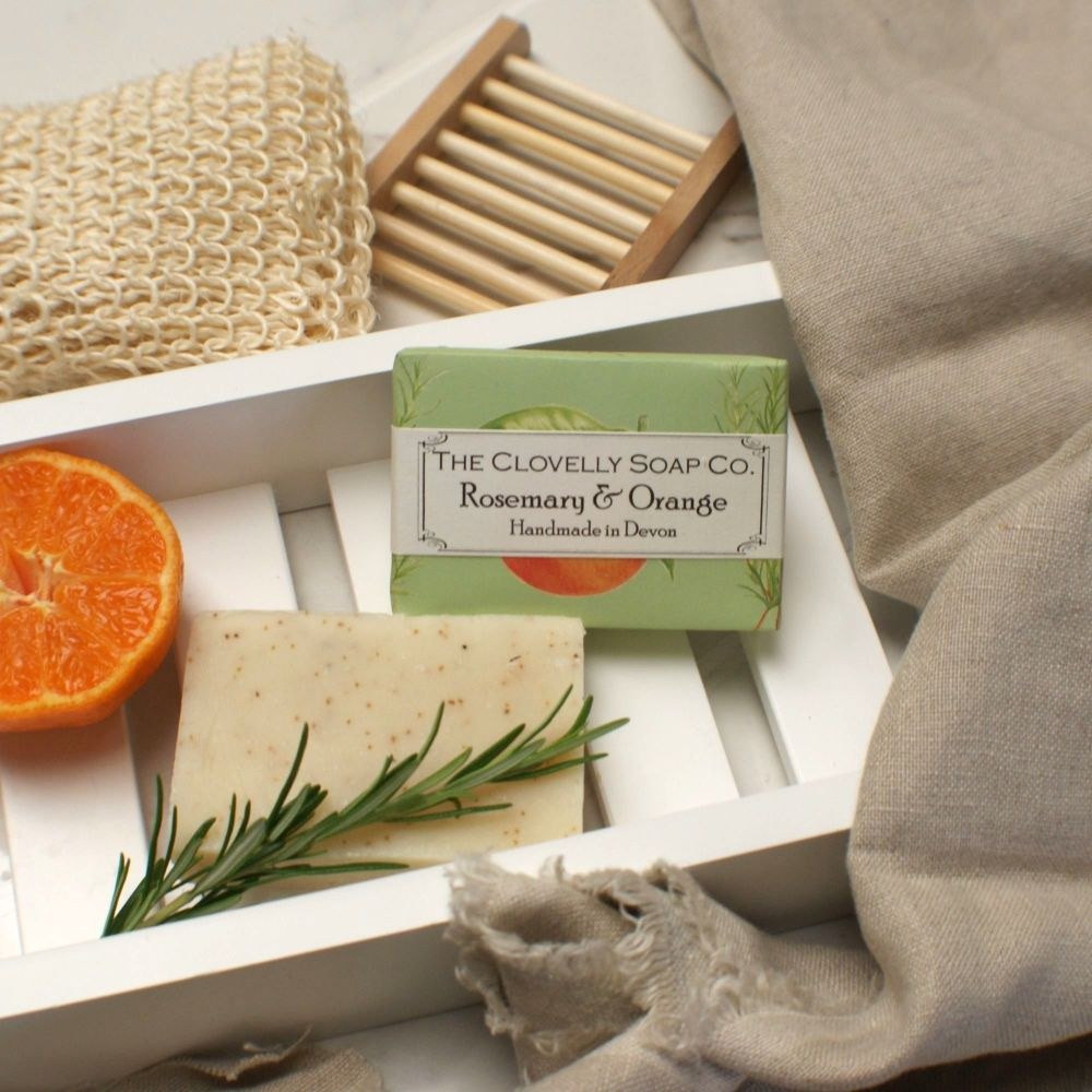 Rosemary & Orange Soap