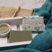 Sandalwood & May Chang Soap