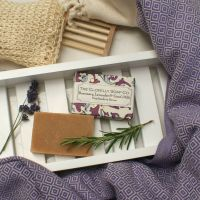 Rosemary, Lavender and Goats Milk Soap
