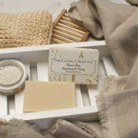 Mandarin & Ylang Moisturising Shave Soap