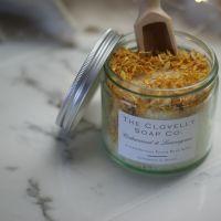 Cedarwood & Lemongrass Epsom Bath Salts 250g