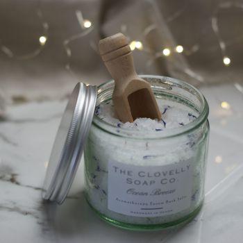 Ocean Breeze Aromatherapy Epsom Bath Salts 250g