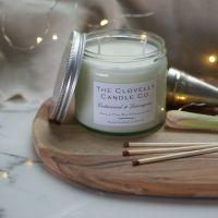 Cedarwood & Lemongrass Aromatherapy Candles