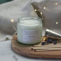 Calming Lavender Aromatherapy Candle