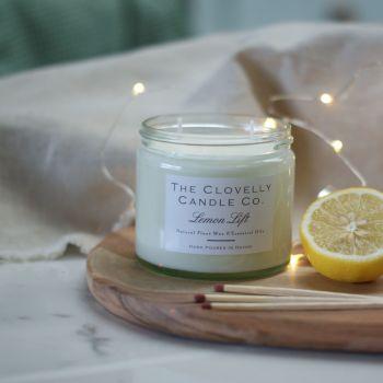 Lemon Lift Aromatherapy Candles