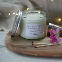 Neroli, Rose & Grapefruit Aromatherapy Candles