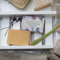 Lavender & Lemongrass Shampoo Bar for Normal - Oily Hair and Scalp