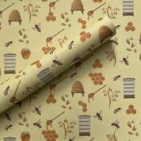 Honey & Bees Gift Wrap