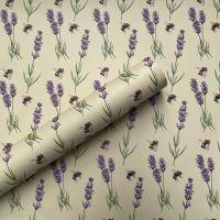 Lavender Gift Wrap