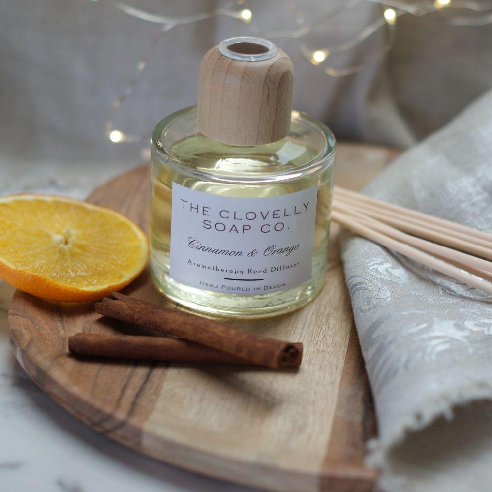 Cinnamon & Orange Reed Diffuser