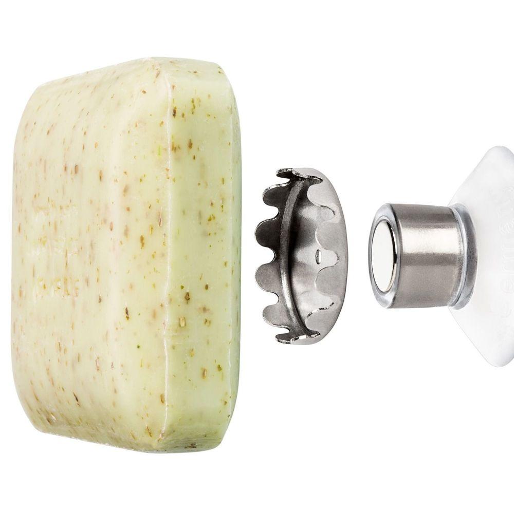 Soap Saver Magnetic Soap Holder