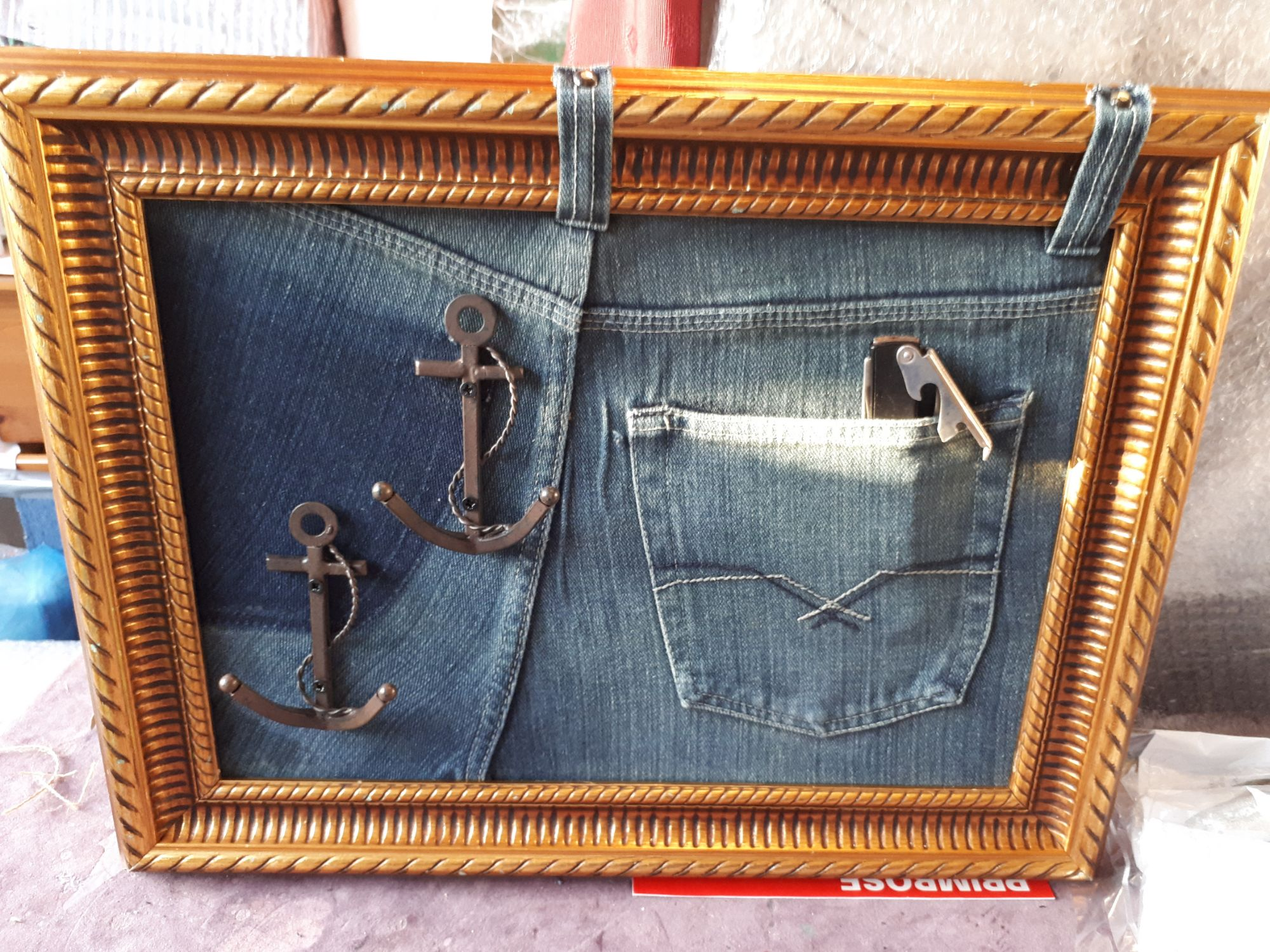 Jeans Bumframe
