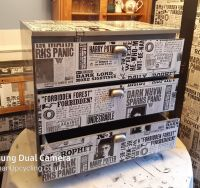 Harry Potter large three drawer chest