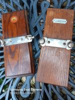 Pair of Tie Presses