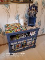 Avengers Gaming Unit with storage