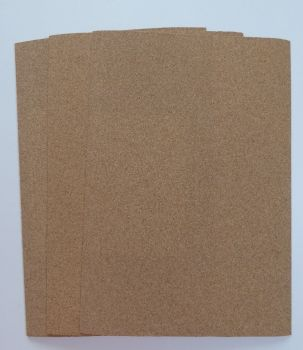 3 A4 Taster Cork Sheets from Javis Scenery