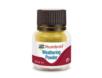 Humbrol Weathering Powder 28ml  Sand