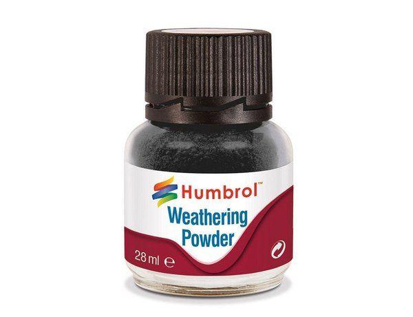 Humbrol Weathering Powder 28ml  Smoke