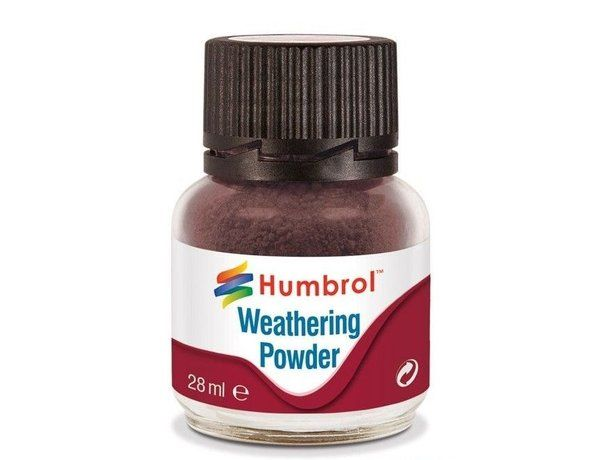 Humbrol Weathering Powder 28ml  Dark Earth
