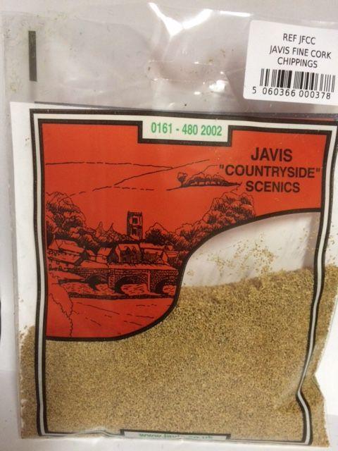Cork Fine Chippings