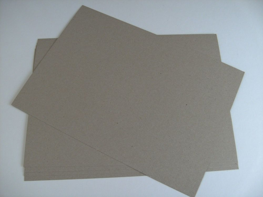 Brown Kraft Card 10 Sheets