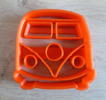 VW Front view Biscuit/Fondant Cutter