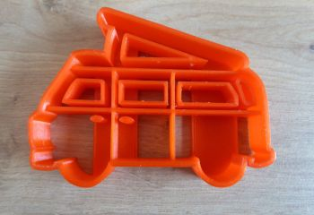 VW Side view Biscuit/Fondant Cutter
