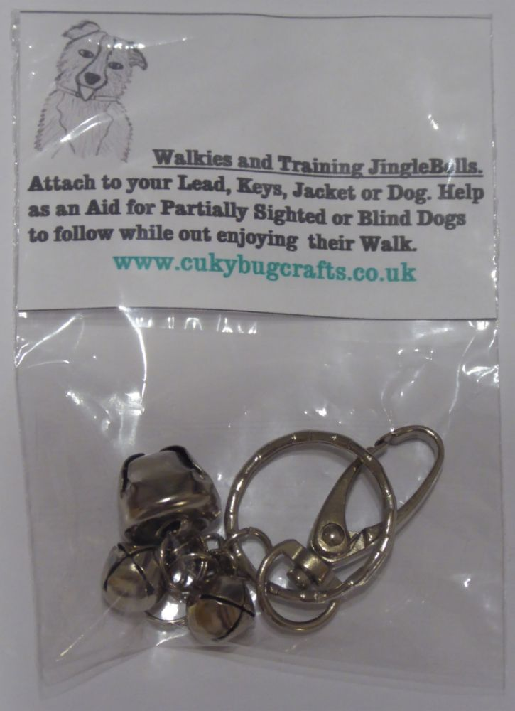 Jingle Bells for Partially Sighted or Blind Dogs