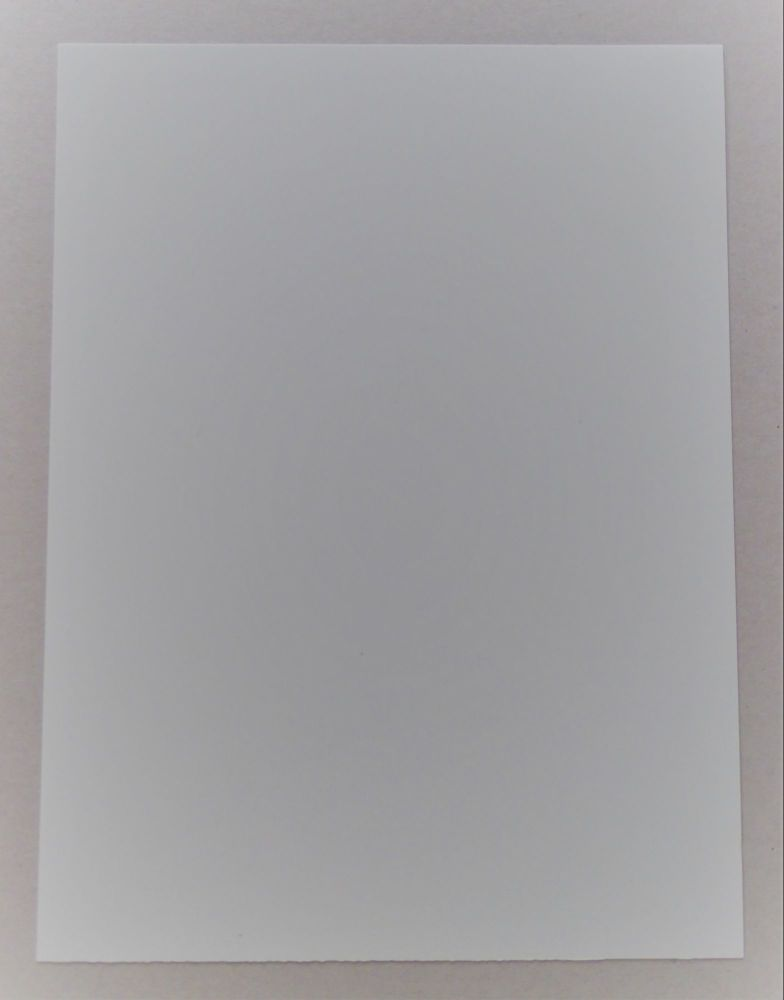 Javis White Plastic Modelling sheet 20w/0.50