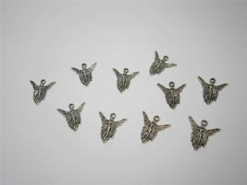 Fairy angel charms x 10