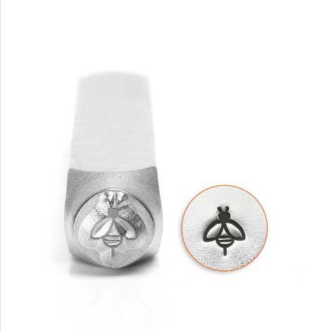 ImpressArt Bumble Bee 6mm Metal Stamping Design Punch