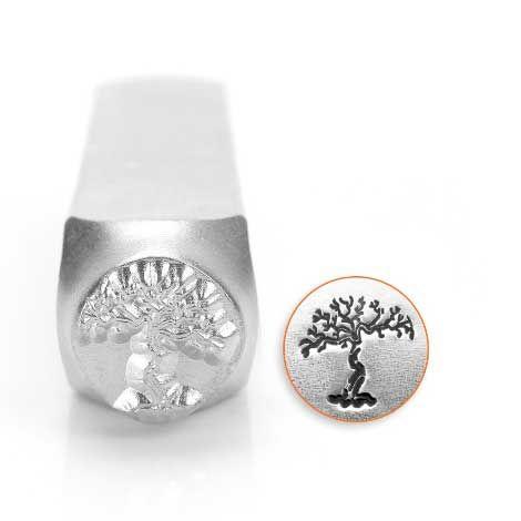 ImpressArt Dead Tree 9.5mm Metal Stamping Design Punch