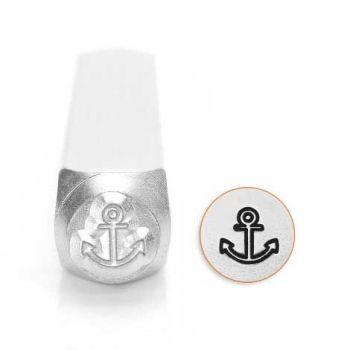 ImpressArt Anchor 6mm Metal Stamping Design Punch