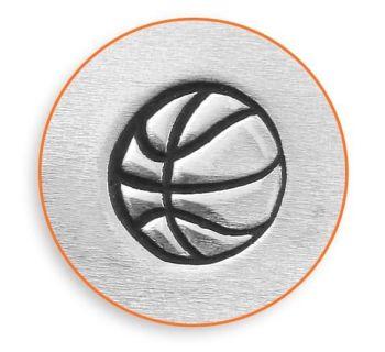 ImpressArt Basketball 6mm Metal Stamping Design Punch