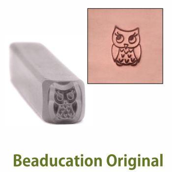 396 Baby Owl Beaducation Original Design Stamp