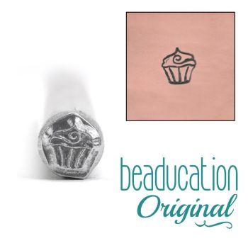 036 Cupcake Beaducation Original Design Stamp