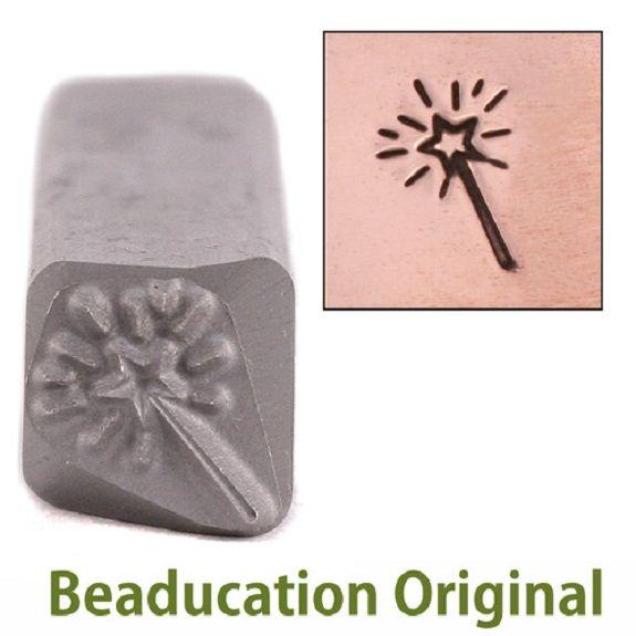 279 Magic Wand Beaducation Original Design Stamp