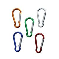 COLOURED PUSH CLASP - PACK OF 1 - PICK YOUR COLOUR