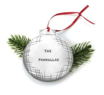 Christmas Bauble Ball Ornament Project Kit, Pack of 2