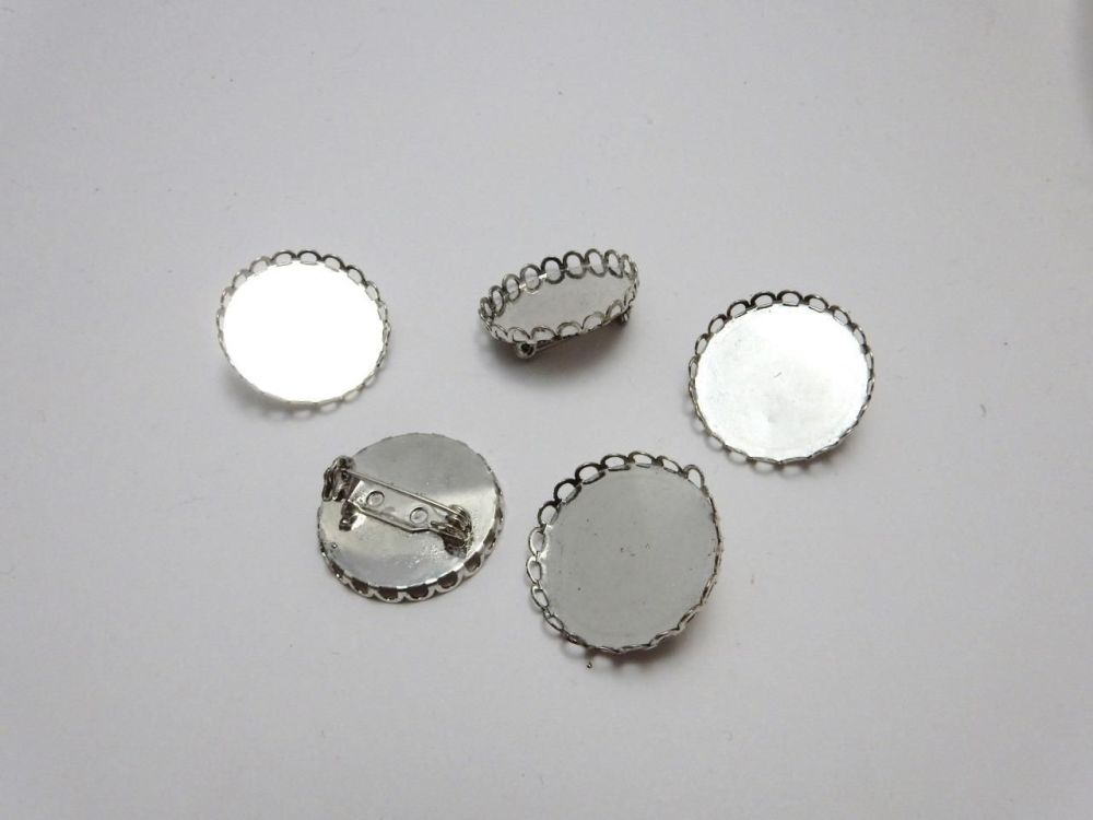 Silver plated 1