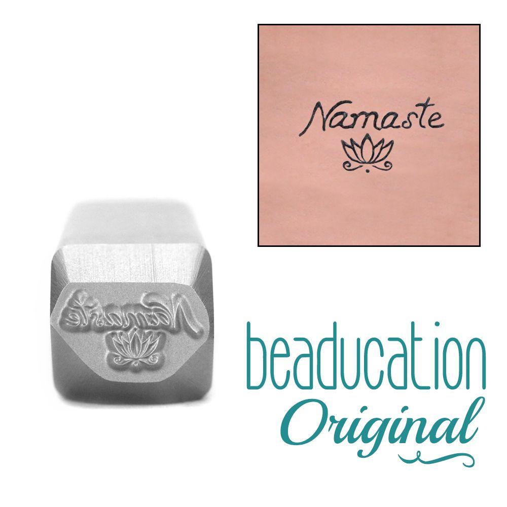 622 Namaste Original Design Stamp 10 mm