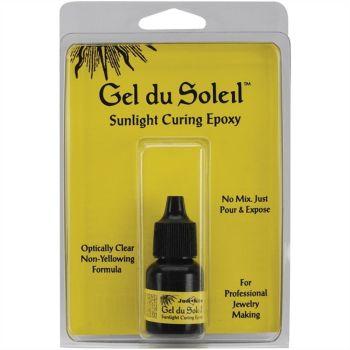 Beadsmith Gel Du Soleil Sunlight Curing Epoxy