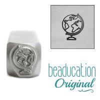 941 Globe Beaducation Original Design Stamp